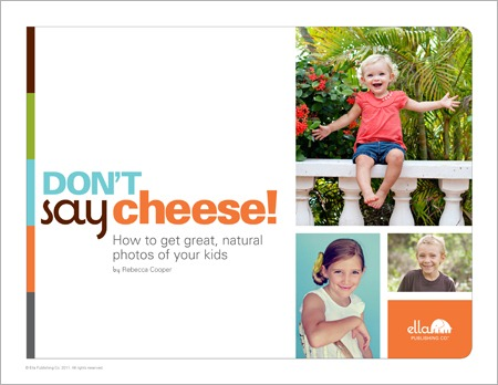 {Giveaway} Don't Say Cheese eBook