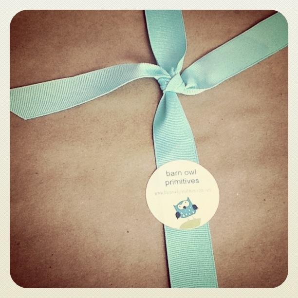 Barn Owl Primitives {Giveaway}