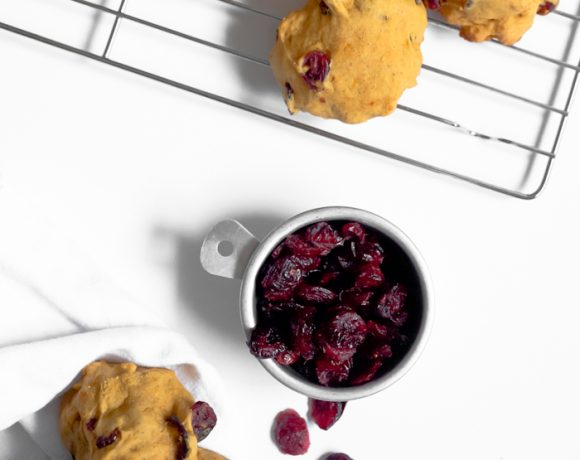 Guest Post | Elaina from Flavour {Cranberry Pumpkin Drop Cookies}