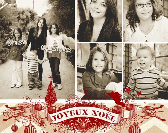 Holiday Card 101 | Three Great Options for your Holiday Photo Cards