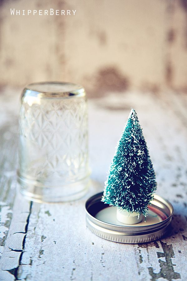 Anthropologie Inspired Snow Globes Tutorial Whipperberry