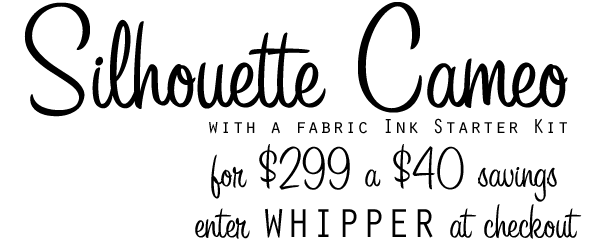Silhouette CAMEO Winner
