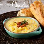 Cheddar Corn Chowder