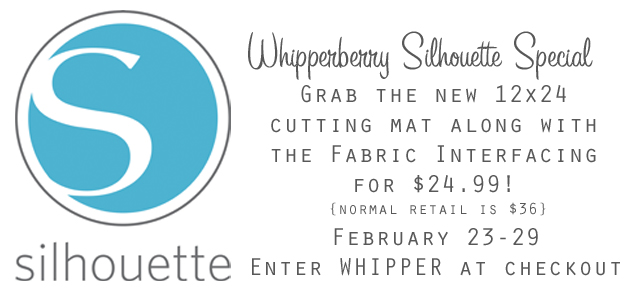 Friday Flair & Silhouette Special   Link Party