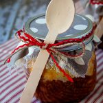 Simple Chili and Cornbread in a Jar