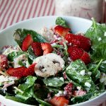 Onion and Poppy Seed Salad