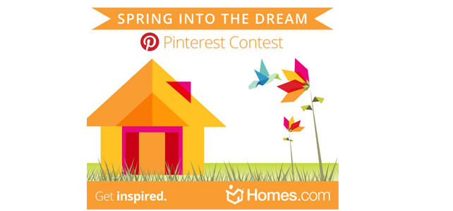 Spring into the Dream | Pinterest Contest