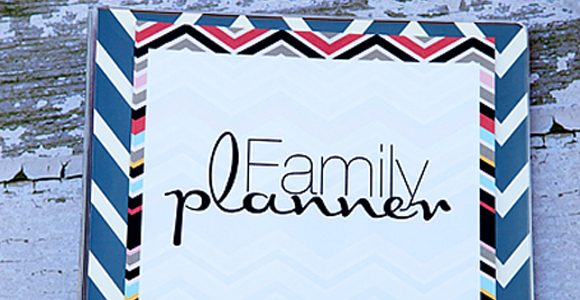 Family Planner | Free Printable