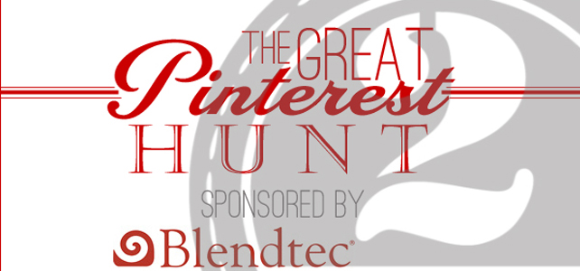 The Great Pinterest Hunt /// Day TWO