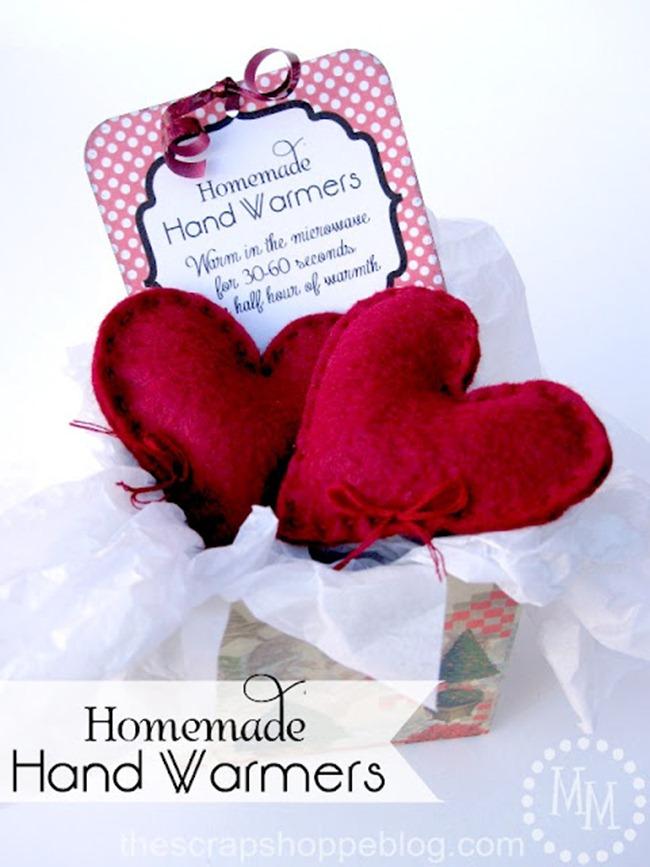 Homemade Hand Warmers 1