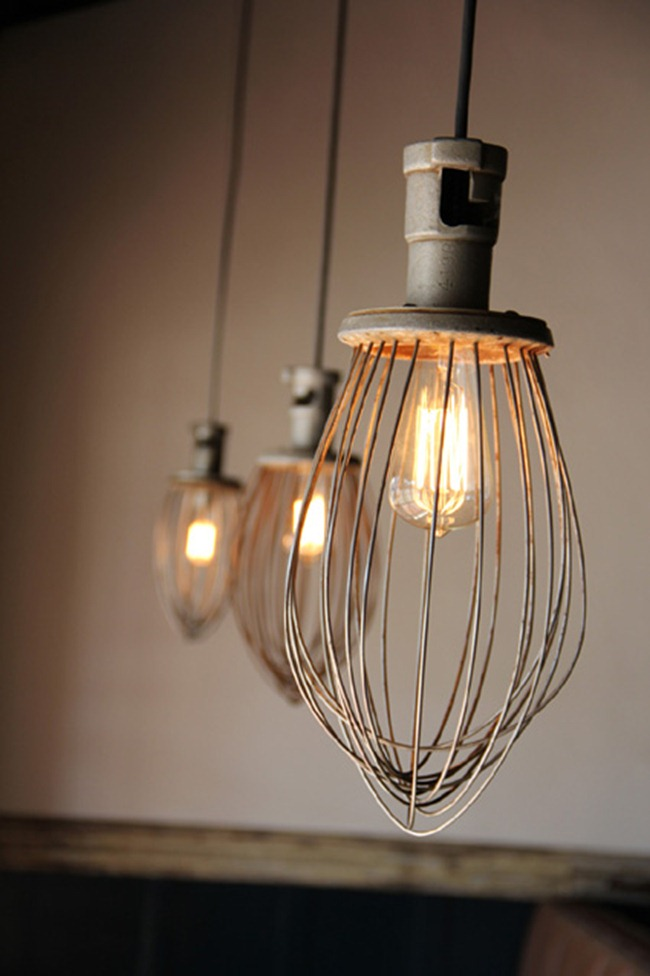 Friday flair link party whisk to light edition - Industrial lighting fixtures for kitchen ...
