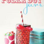 Polka Dot Jars