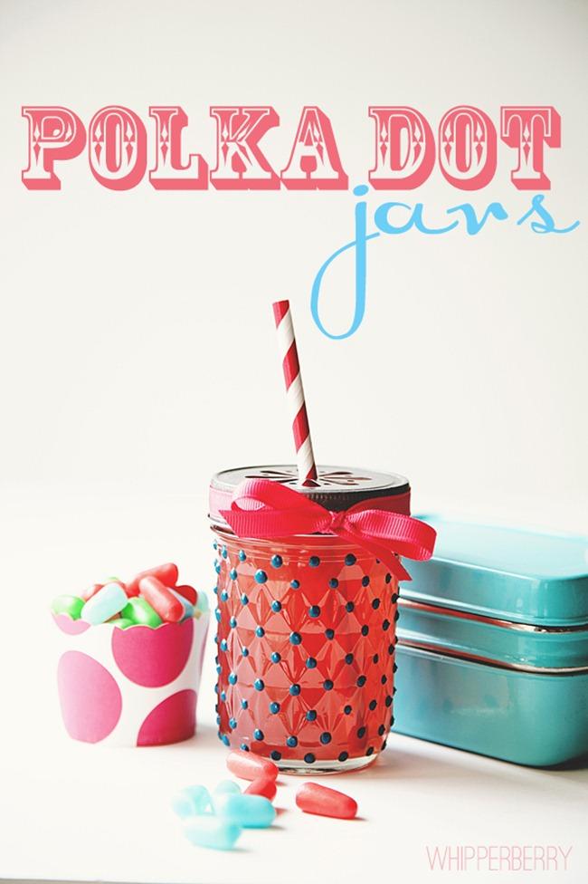 Polka Dot Jars copy