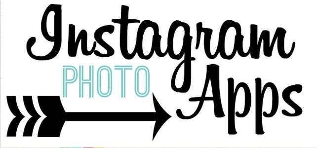 10 Top Instagram Photo Apps