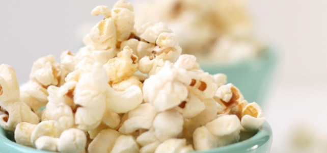 Friday Flair Link Party /// Popcorn Edition