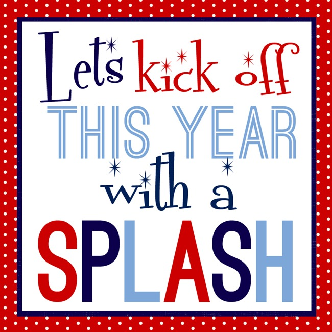 splash card copy