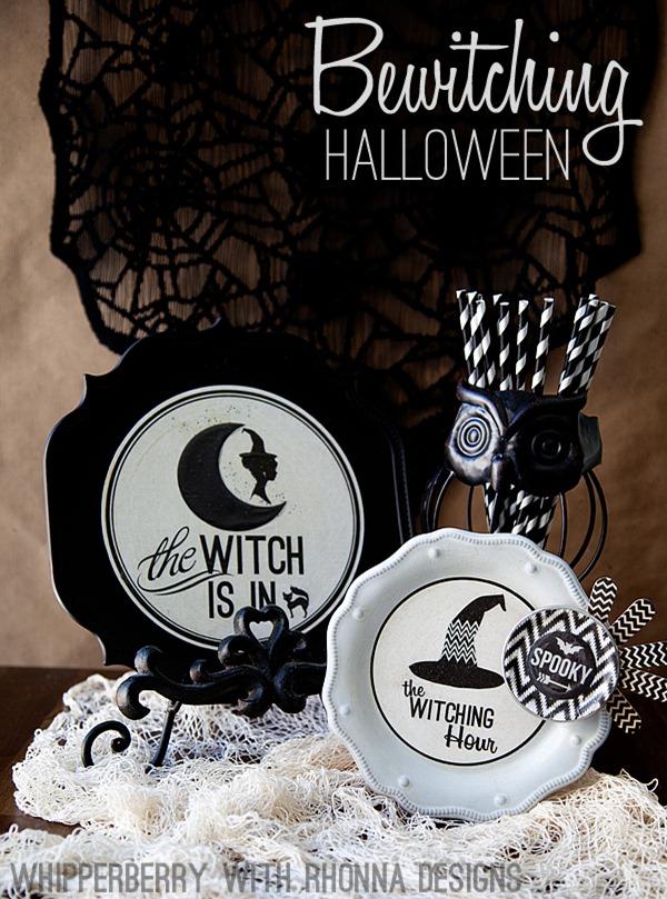 halloween-plates
