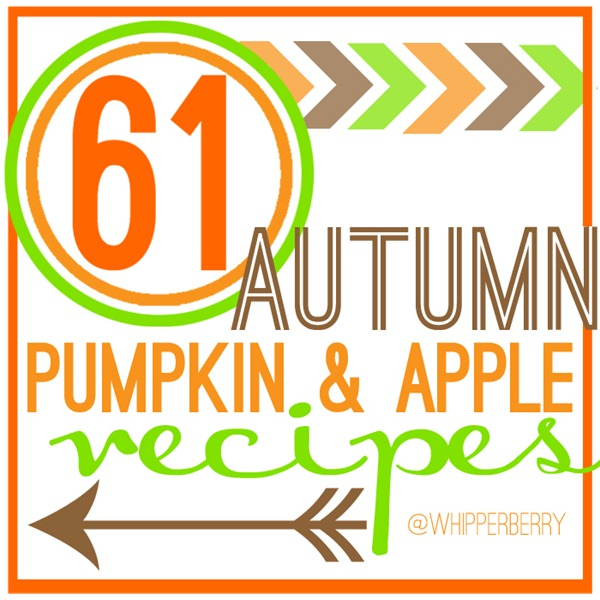WhipperBerry Autumn Recipes
