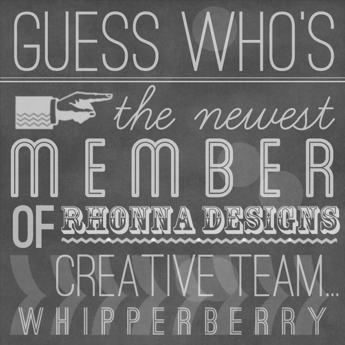 WhipperBerry Rhonna Designs Announcement copy