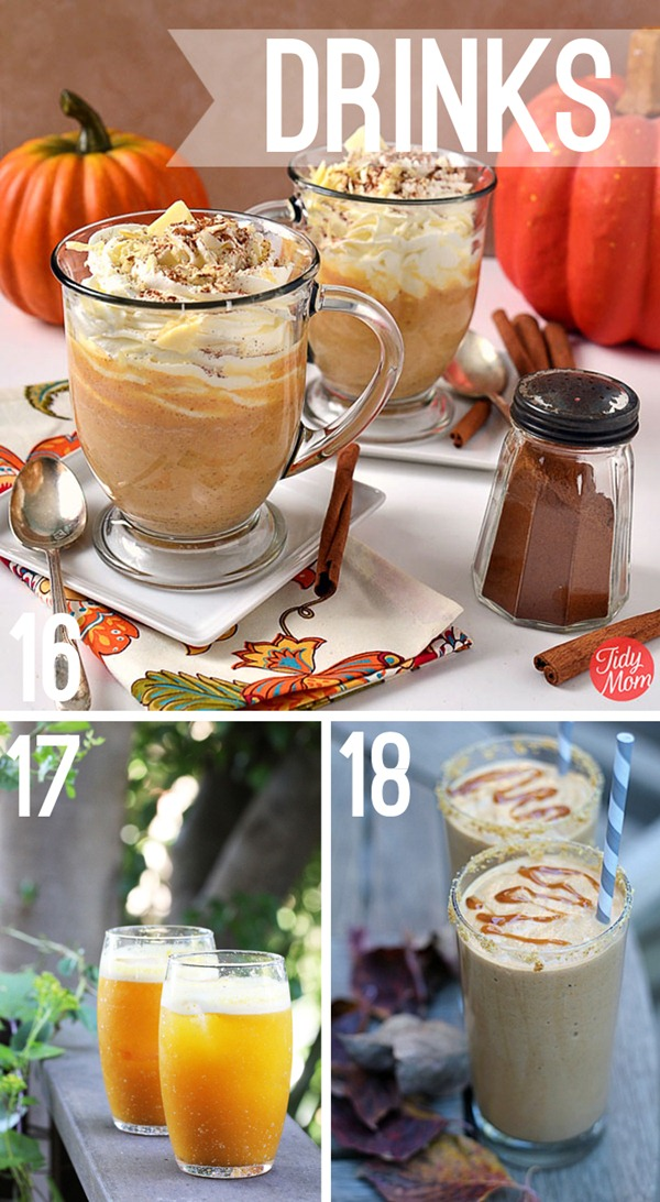 61 Autumn Pumpkin And Apple Recipes Whipperberry