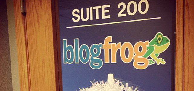 How to take YOUR Blog to the Next Level with BlogFrog