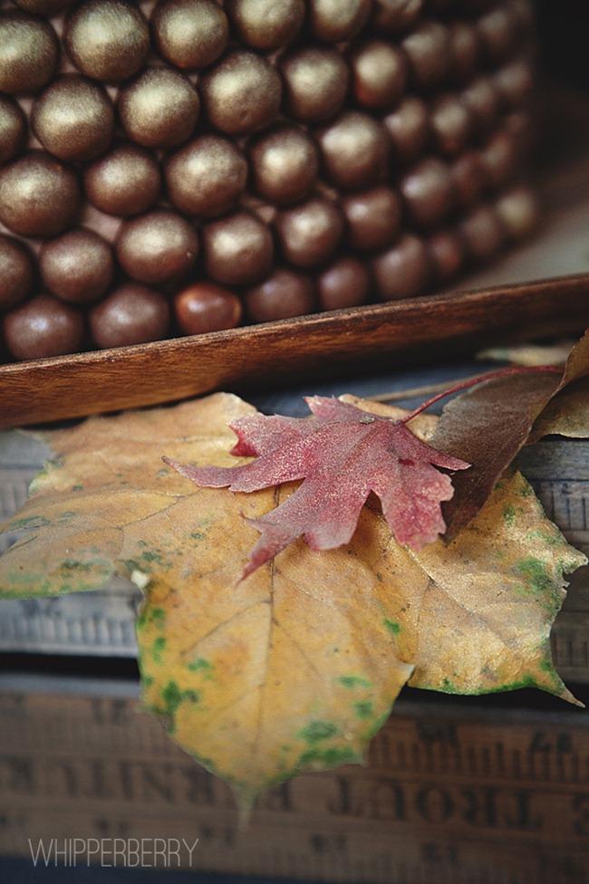Autumn Whopper Cake