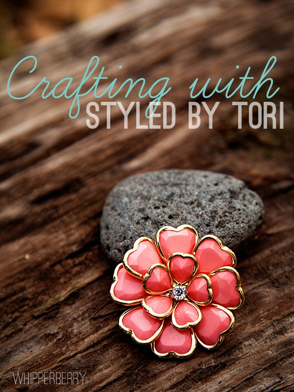 Crafting with Styled by Tori