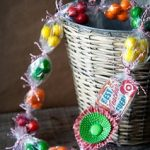 Gift Card Candy Lei | Gift Gloss