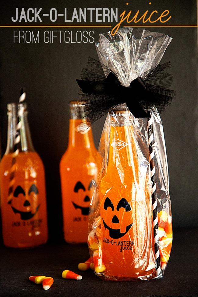 Jack-o-Lantern Juice
