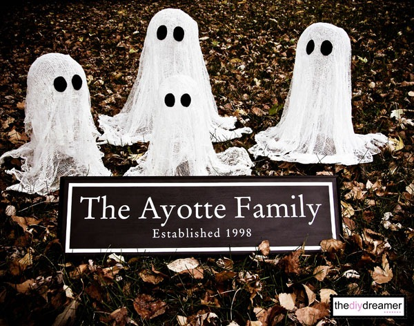 SpookyGhostFamily