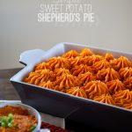 Sweet Potato Shepherd's Pie