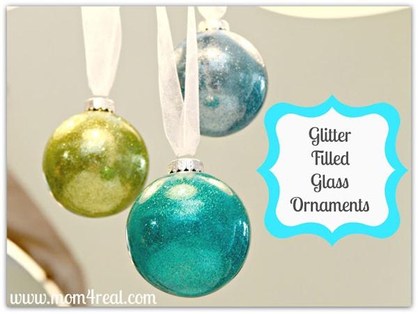 glitterfilledglassornaments