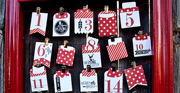 Limited Edition Silhouette Advent Calendar