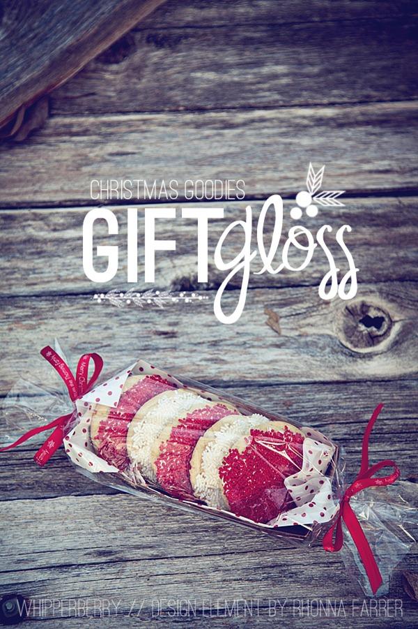 Christmas Goodies with GiftGloss