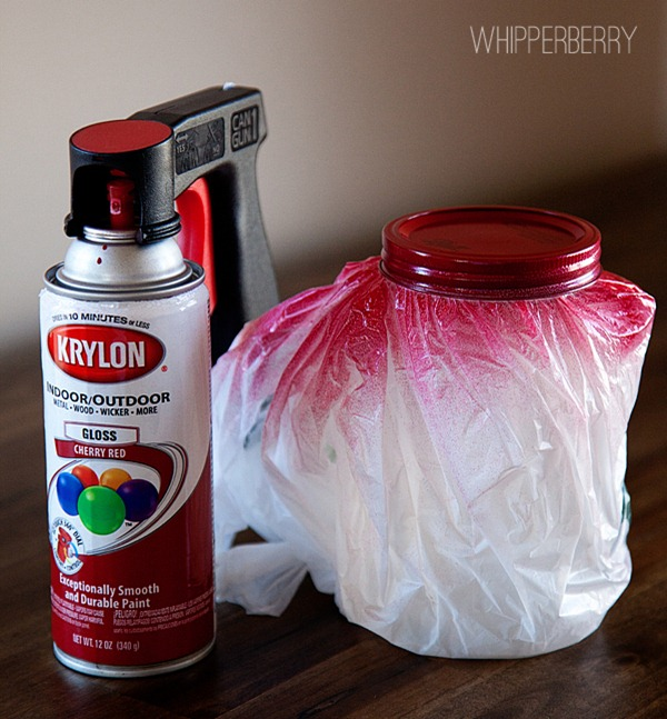 Krylon Cherry Red Spray Paint