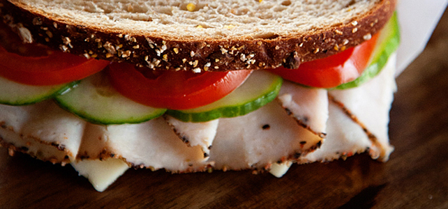 Eat In with Castle Wood Lunch Meat // $100 Giveaway