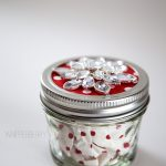 Creating a gift jar with Styled by Tori