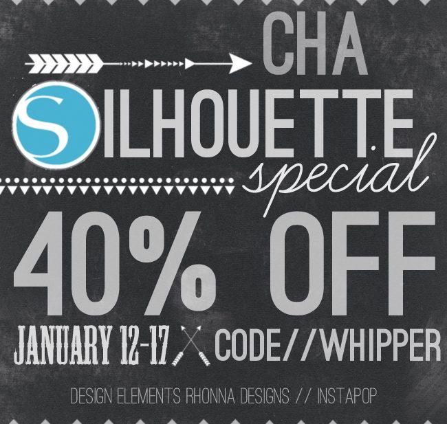 January CHA Promo