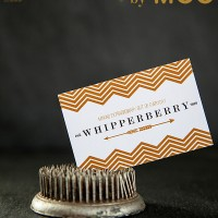 Luxe Business Cards by Moo