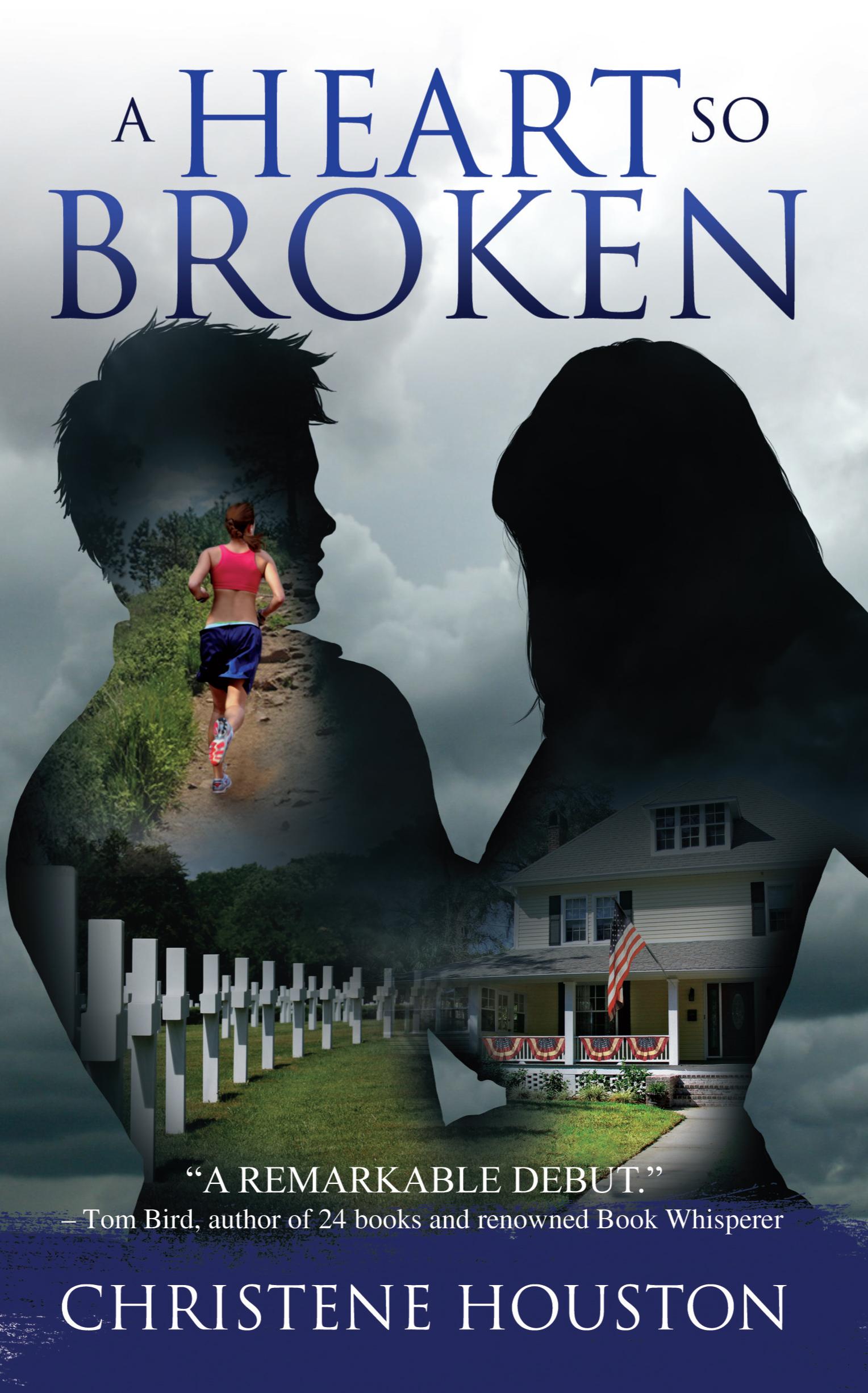 A Heart So Broken by Christene Houston // GIVEAWAY