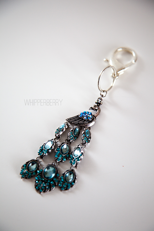 key chain made with styled by tori
