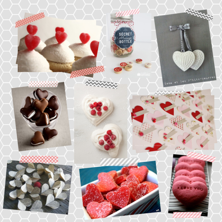 Valentine Inspiration Board