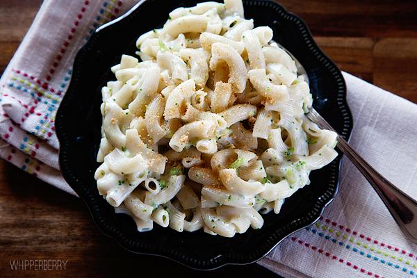 Broccoli and cheddar Macaroni & Cheese