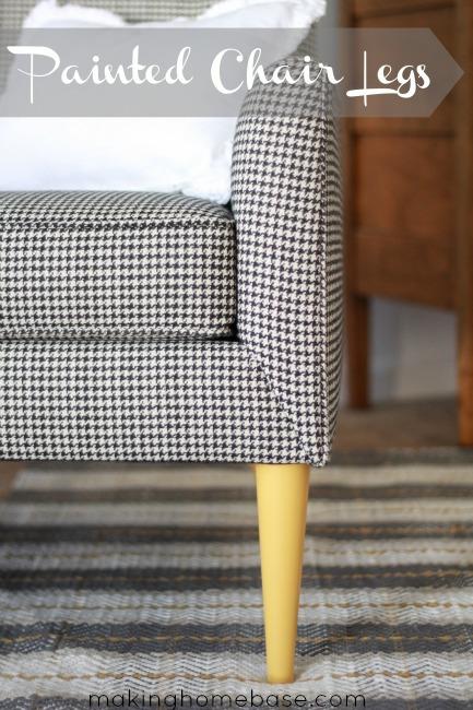 Paint-Chair-Legs-Making-Home-Base