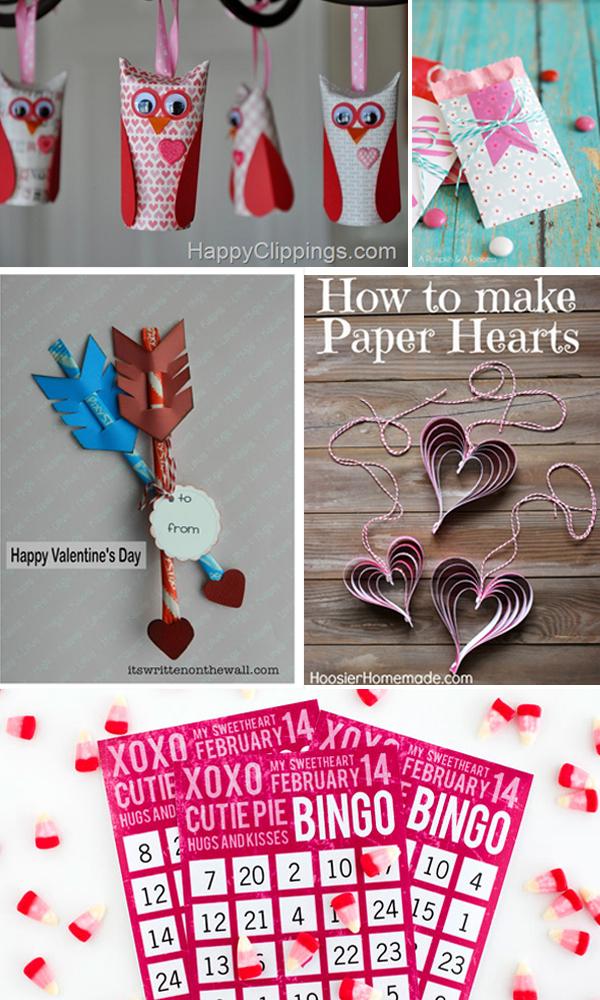 children's Valentine's idea