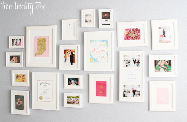 gallery-wall-with-white-frames