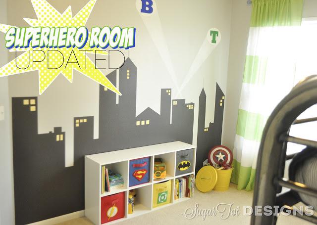 SuperheroRoomModern