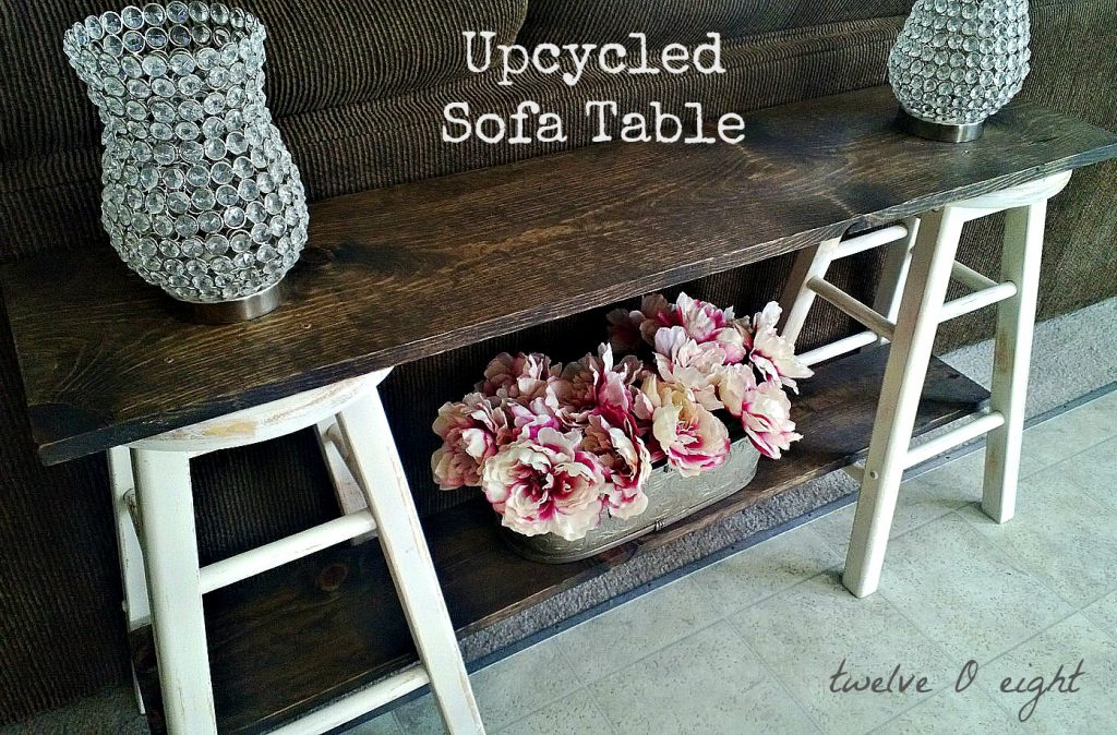 Upcycled Table main