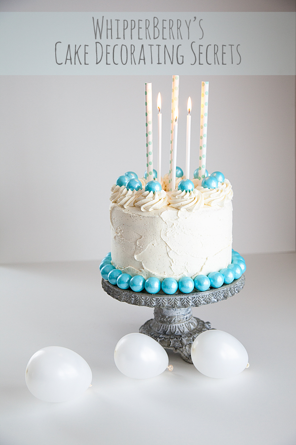 birthday cake decorating ideas Quotes