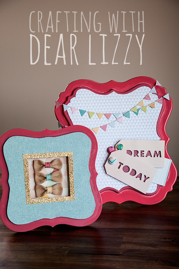 crafting with Dear Lizzy, Fifth & Frolic and WhipperBerry
